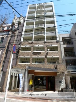長崎県長崎市、西浜町駅徒歩2分の築9年 10階建の賃貸マンション