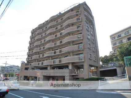 長崎県長崎市、西浦上駅徒歩5分の築15年 9階建の賃貸マンション