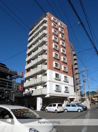 長崎県長崎市、西浦上駅徒歩8分の築18年 11階建の賃貸マンション