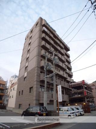 長崎県長崎市、浦上駅徒歩2分の築17年 9階建の賃貸マンション