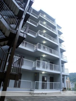 長崎県長崎市、赤迫駅徒歩5分の築26年 6階建の賃貸マンション