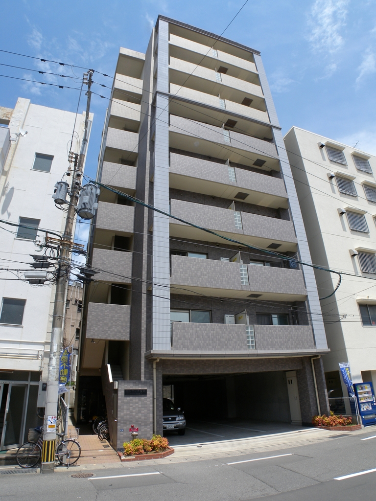 長崎県長崎市、浦上駅徒歩11分の築10年 9階建の賃貸マンション