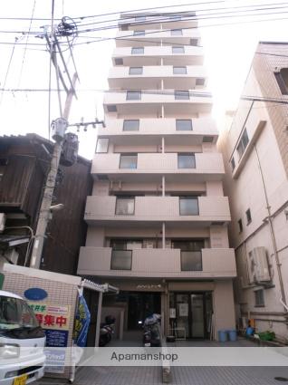 長崎県長崎市、長崎駅徒歩17分の築25年 10階建の賃貸マンション