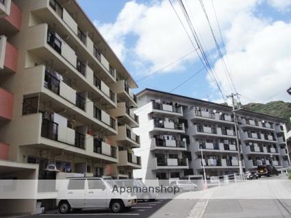長崎県長崎市の築38年 5階建の賃貸マンション