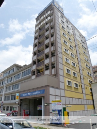 長崎県長崎市、長崎駅徒歩13分の築11年 10階建の賃貸マンション