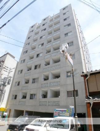 長崎県長崎市、長崎駅徒歩21分の築10年 10階建の賃貸マンション