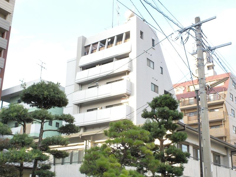 長崎県長崎市、長崎大学前駅徒歩6分の築28年 7階建の賃貸マンション