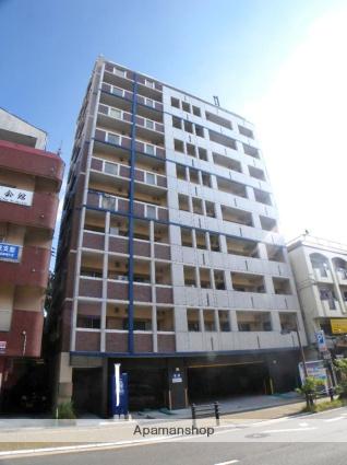 長崎県長崎市、昭和町通り駅徒歩8分の築11年 10階建の賃貸マンション