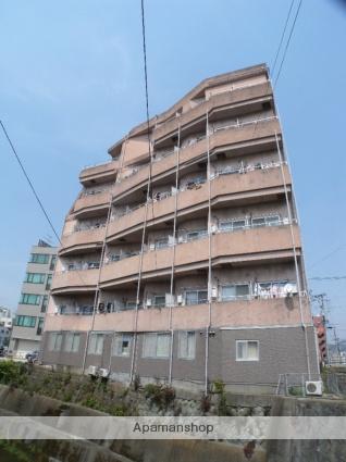 長崎県長崎市、岩屋橋駅徒歩4分の築20年 6階建の賃貸マンション