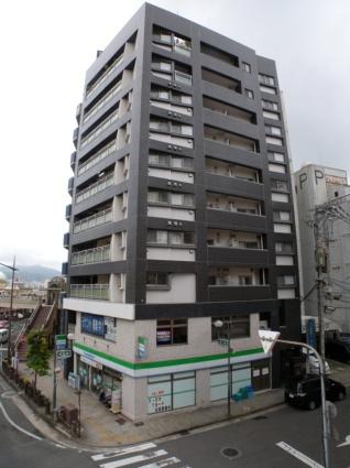 長崎県長崎市、長崎駅徒歩1分の築10年 10階建の賃貸マンション