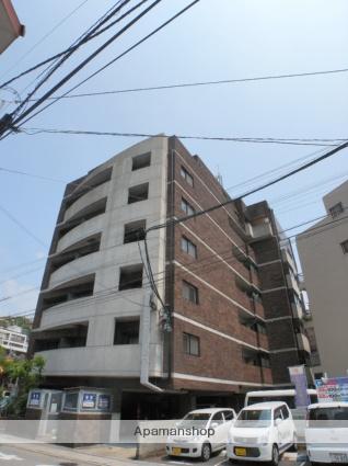 長崎県長崎市、大浦海岸通り駅徒歩6分の築20年 7階建の賃貸マンション