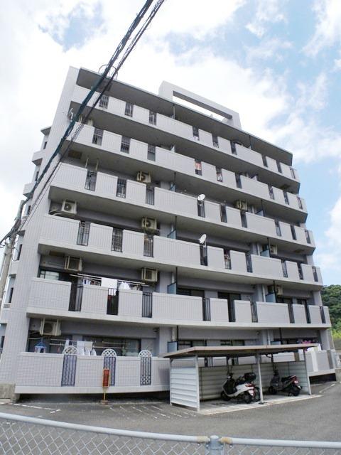 長崎県長崎市、西浦上駅徒歩15分の築19年 7階建の賃貸マンション