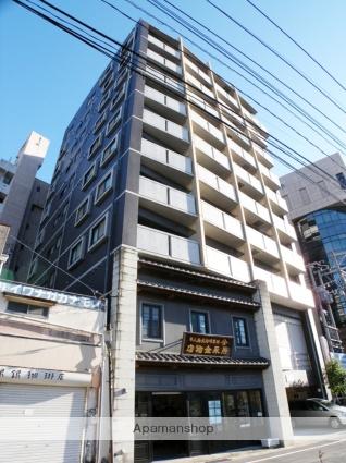 長崎県長崎市、長崎駅徒歩14分の築13年 10階建の賃貸マンション