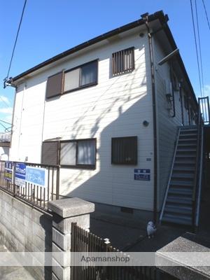 長崎県長崎市、市民病院前駅徒歩11分の築25年 2階建の賃貸アパート