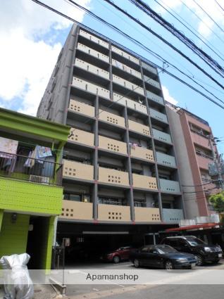 長崎県長崎市、長崎駅徒歩15分の築12年 9階建の賃貸マンション