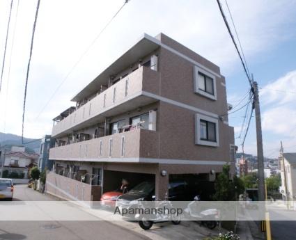 長崎県長崎市、浦上車庫前駅徒歩5分の築13年 3階建の賃貸マンション