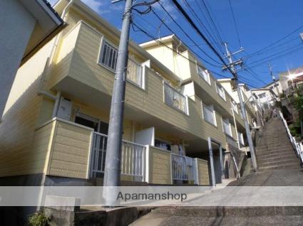 長崎県長崎市、西浦上駅徒歩10分の築21年 4階建の賃貸アパート