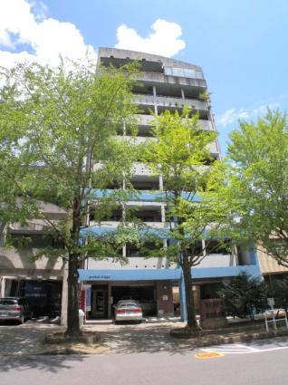 長崎県長崎市、公会堂前駅徒歩1分の築18年 9階建の賃貸マンション