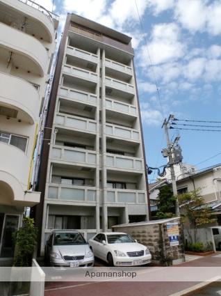 長崎県長崎市、浦上駅徒歩4分の築16年 8階建の賃貸マンション