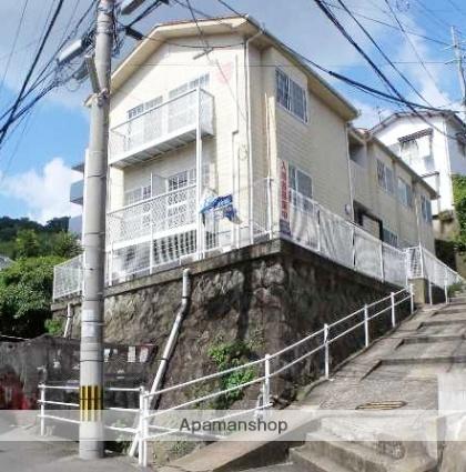 長崎県長崎市、西浦上駅徒歩10分の築26年 2階建の賃貸アパート