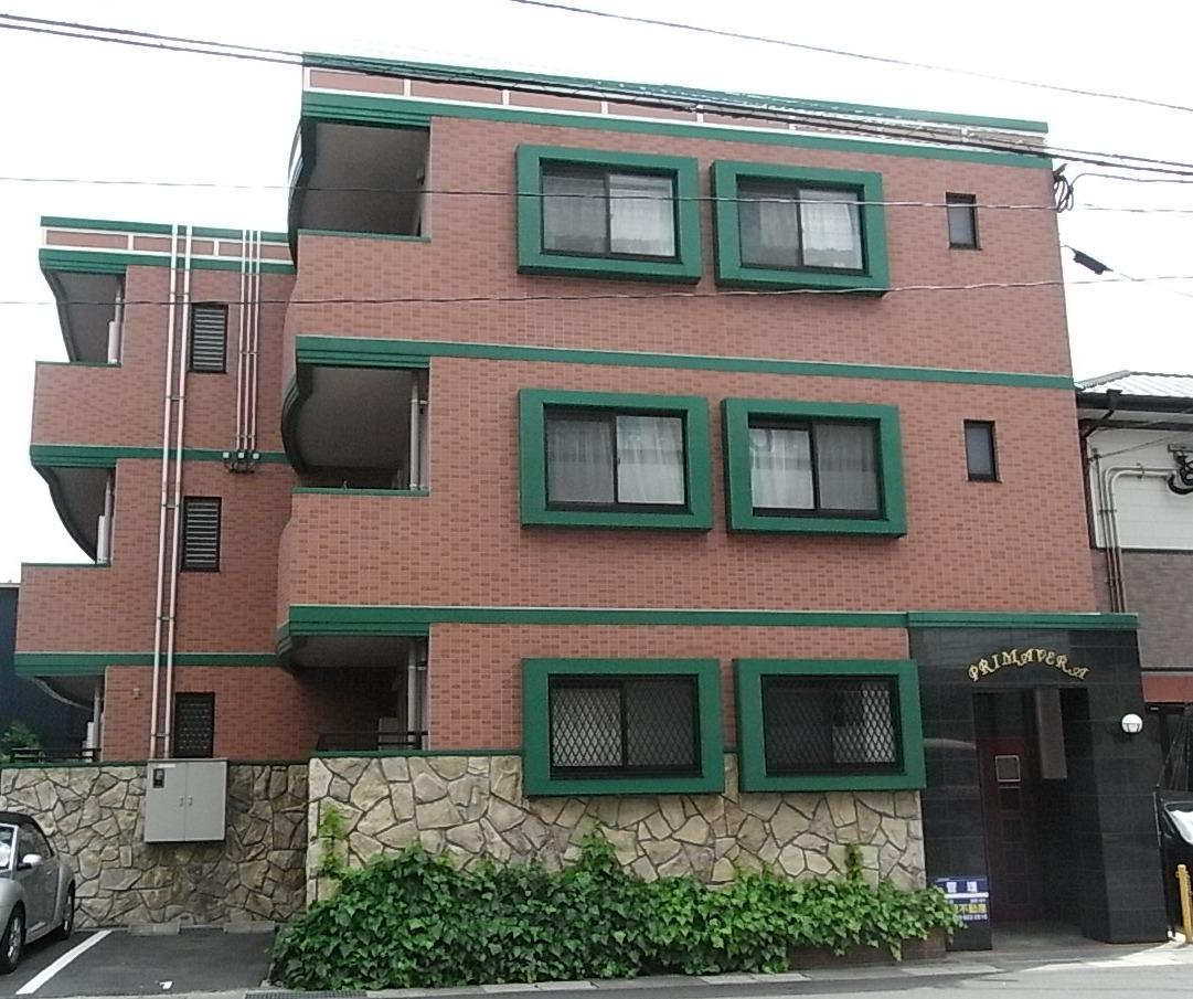 長崎県諫早市、諫早駅徒歩4分の築13年 3階建の賃貸マンション