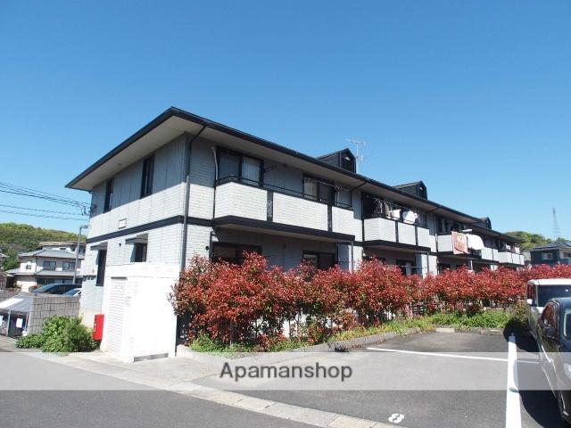 長崎県佐世保市、早岐駅徒歩10分の築18年 2階建の賃貸アパート