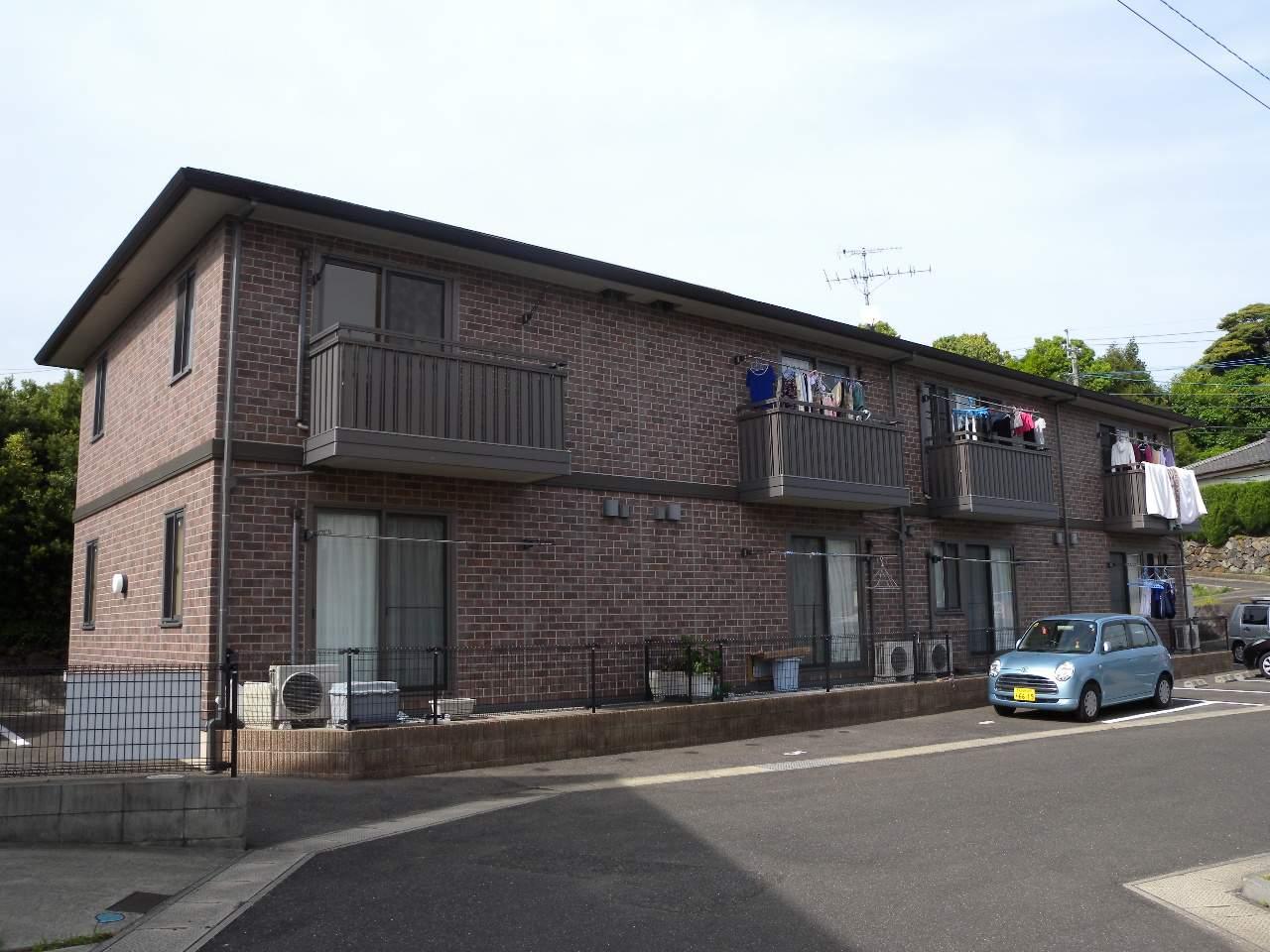 長崎県佐世保市、野中駅徒歩19分の築9年 2階建の賃貸アパート