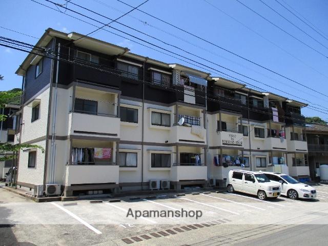 長崎県佐世保市、日宇駅徒歩29分の築18年 3階建の賃貸アパート