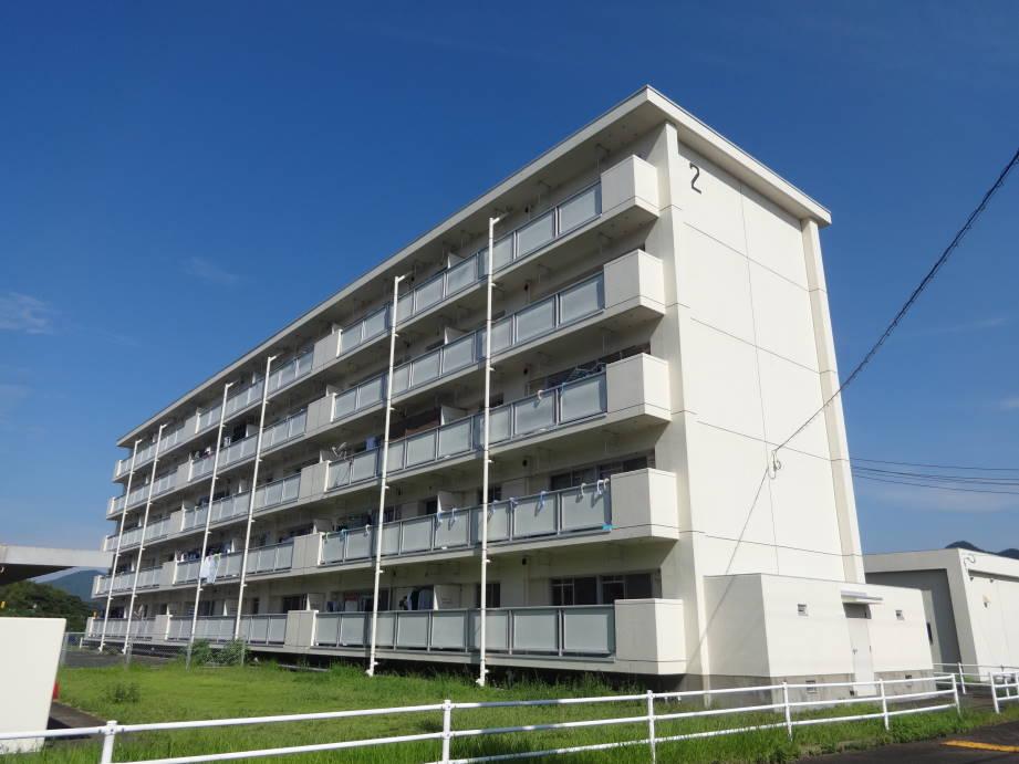 長崎県北松浦郡佐々町、佐々駅徒歩22分の築26年 5階建の賃貸マンション