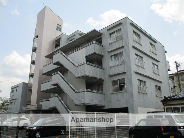 長崎県佐世保市、早岐駅徒歩6分の築23年 6階建の賃貸マンション
