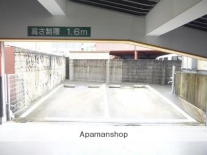 ウェルス新水前寺[1R/27.7m2]の共用部6