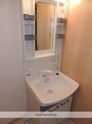熊本県熊本市中央区上水前寺1丁目[1LDK/40.98m2]の洗面所