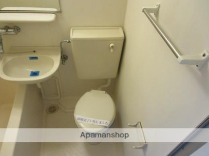 メゾン・ド・九品寺[1K/21.56m2]のトイレ