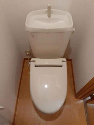 パインヒルズA[1LDK/42.37m2]のトイレ