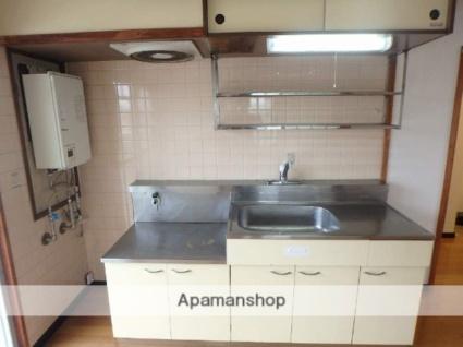 第5ノブハウス[3K/52m2]のキッチン
