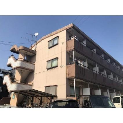 熊本県熊本市中央区黒髪6丁目[1K/24.75m2]の外観1
