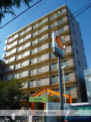熊本県熊本市中央区、九品寺交差点駅徒歩20分の築25年 9階建の賃貸マンション