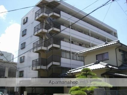 熊本県熊本市中央区新屋敷3丁目[1K/23m2]の外観1