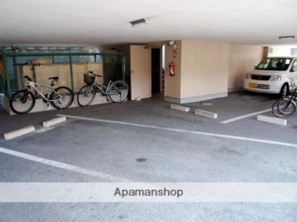 コーポラス彩[2DK/53.73m2]の駐車場