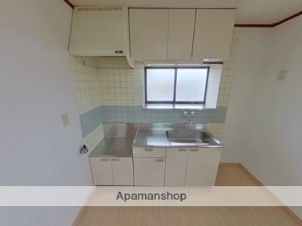 コーポラス彩[2DK/53.73m2]のキッチン