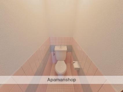 コーポラス彩[2DK/53.73m2]のトイレ