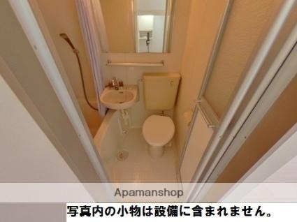 水前寺北スカイマンション[1R/16.77m2]のトイレ