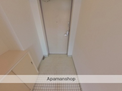 水前寺北スカイマンション[1R/16.77m2]の玄関1