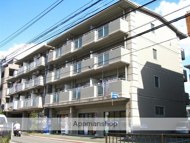 熊本県熊本市中央区、九品寺交差点駅徒歩8分の築26年 4階建の賃貸マンション