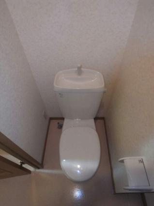 メゾンソレイユ[1DK/36m2]のトイレ