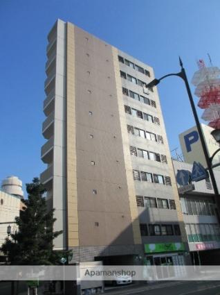 熊本県熊本市中央区桜町[1K/29.93m2]の外観1