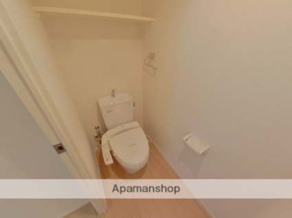 EMYU平成けやき通り[1LDK/40.2m2]のトイレ