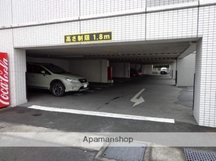 EMYU平成けやき通り[1LDK/47.14m2]の駐車場