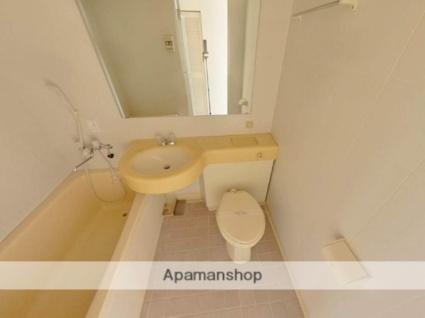 オン・スクエア本荘[1K/21.6m2]のトイレ