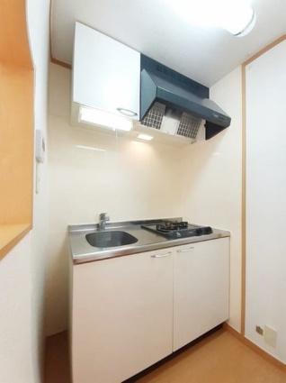 グラッチェ[1K/27.2m2]のキッチン